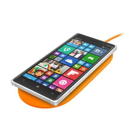 Nokia Wireless Charging Plate DT-903 - Orange - Uk Mobile Store