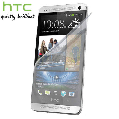 Official HTC One M7 Screen Protector - SP P910