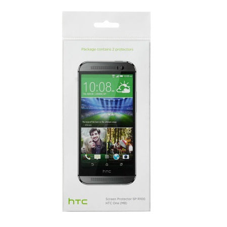 Official HTC One M8 Screen Protector - SP R100