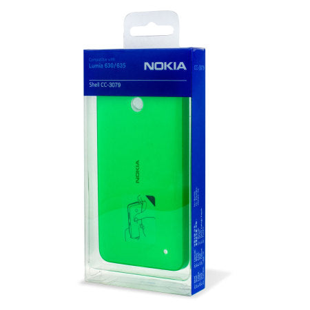 Official Nokia Lumia 630 / 635 Shell Green