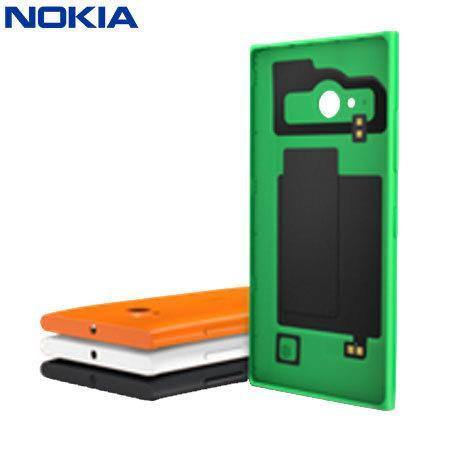 Nokia Lumia 735 Wireless Charging Shell Green - CC-3086 - Uk Mobile Store