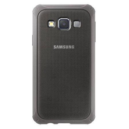 Samsung Galaxy A3 Protective Cover Plus Case - Brown
