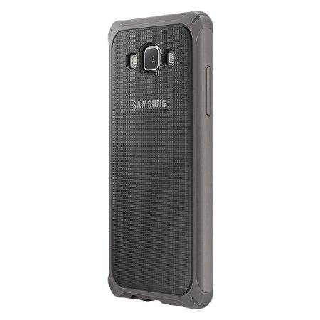 Samsung Galaxy A5 Protective Cover Plus Case - Brown
