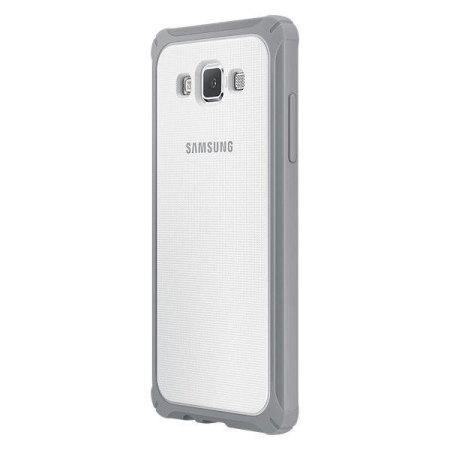 Samsung Galaxy A5 Protective Cover Plus Case - Light Grey