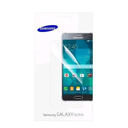 Samsung Galaxy Alpha Screen Protector - Uk Mobile Store