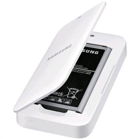 Official Samsung Galaxy S5 Mini Extra Battery Kit - White