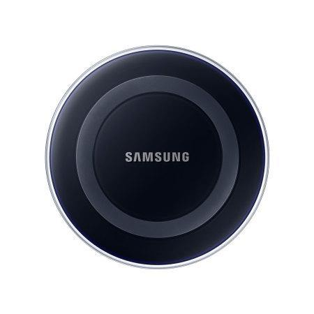 Official Samsung Galaxy S6 Edge+ Plus Wireless Charging Pad - Black - Uk Mobile Store