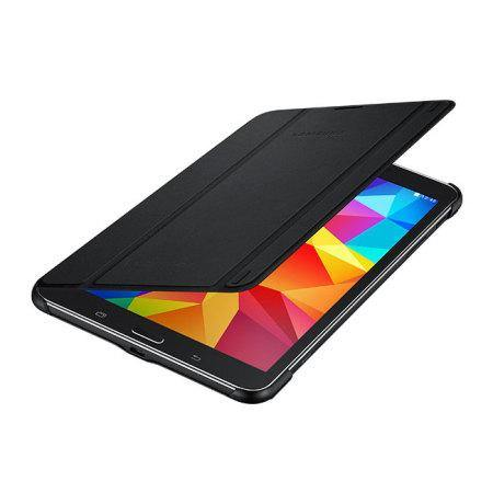 Samsung Galaxy Tab 4 8.0 Book Cover Case - Black