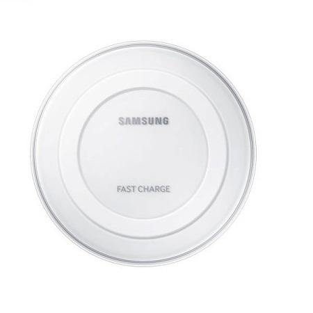 Official Samsung Galaxy Wireless Fast Charge Pad - White - Uk Mobile Store