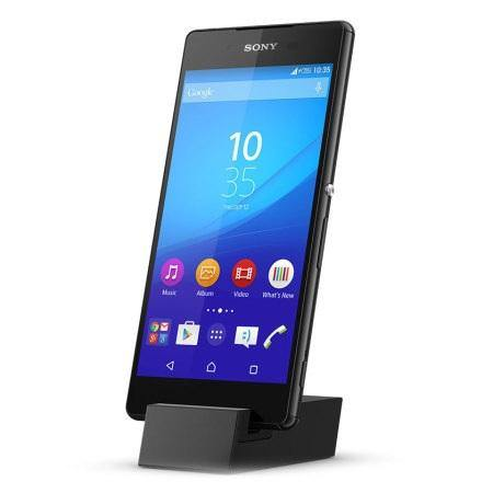 Official Sony Xperia Z5 Premium Charging Dock - DK52