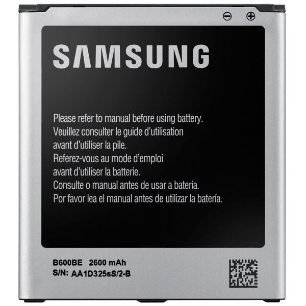 Official Samsung Galaxy S4 Standard Battery - 2600mAh