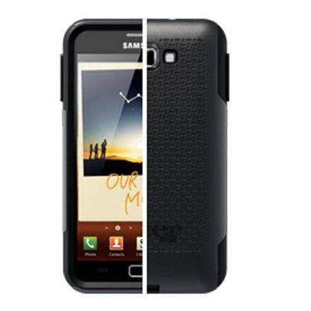 Otterbox Samsung Galaxy Note Commuter Series Black - Uk Mobile Store