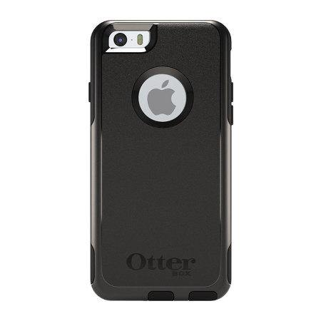 OtterBox Apple iPhone 6 / 6S Commuter Series Cover Case - Black