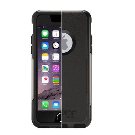 OtterBox iPhone 6S Plus / 6 Plus Commuter Series Case Black