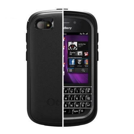 OtterBox BlackBerry Q10 Defender Series Case