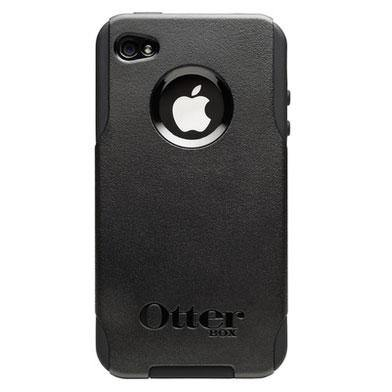OtterBox Apple iPhone 4 / 4S Commuter Series Cover Black