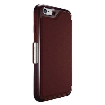OtterBox iPhone 6 / 6S Strada Series Leather Case - Chic Revival