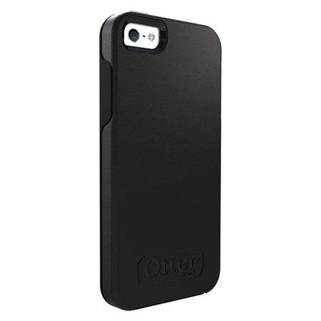 OtterBox Apple iPhone 5S / 5 Symmetry - Black - Uk Mobile Store