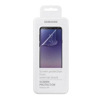 Official Samsung Galaxy S9 Plus Screen Protector - Twin Pack