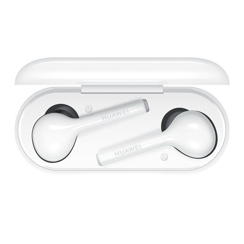 Official Huawei FreeBuds Lite Wireless Earphones CM-H1C White 55030713