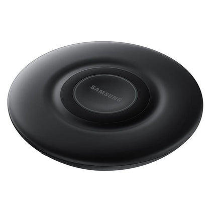Official Samsung Fast Wireless Charger Pad Black EP-P3105TBEGGB