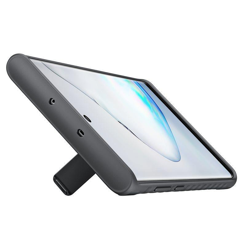 Official Samsung Galaxy Note 10 Plus Protective Stand Case - Black