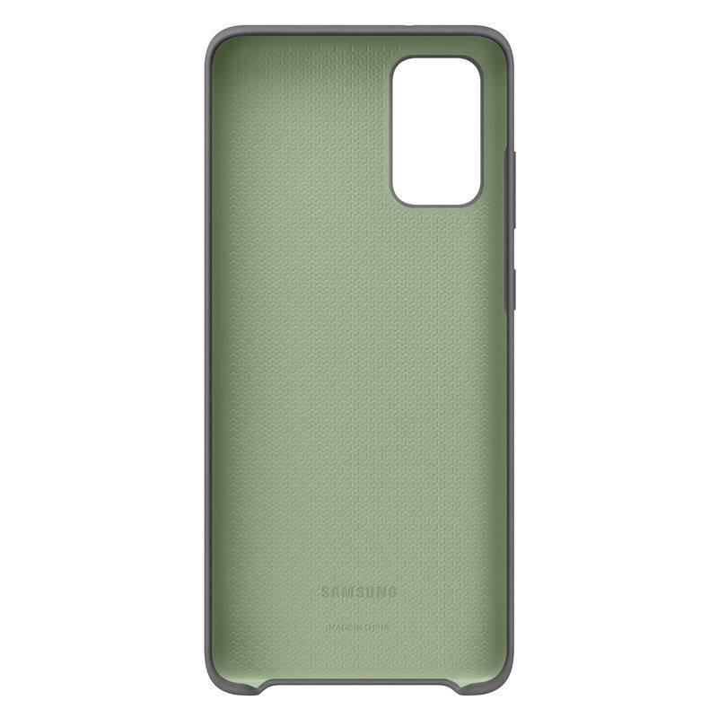 Official Samsung Galaxy S20 Plus Silicone Cover Case Grey - EF-PG985TJEGEU - Uk Mobile Store