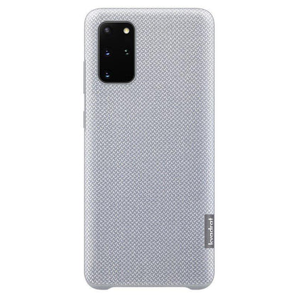 Official Samsung Galaxy S20 Plus Kvadrat Cover Case Grey - EF-XG985FJEGEU