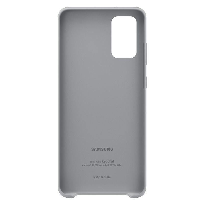 Official Samsung Galaxy S20 Plus Kvadrat Cover Case Grey - EF-XG985FJEGEU - Uk Mobile Store