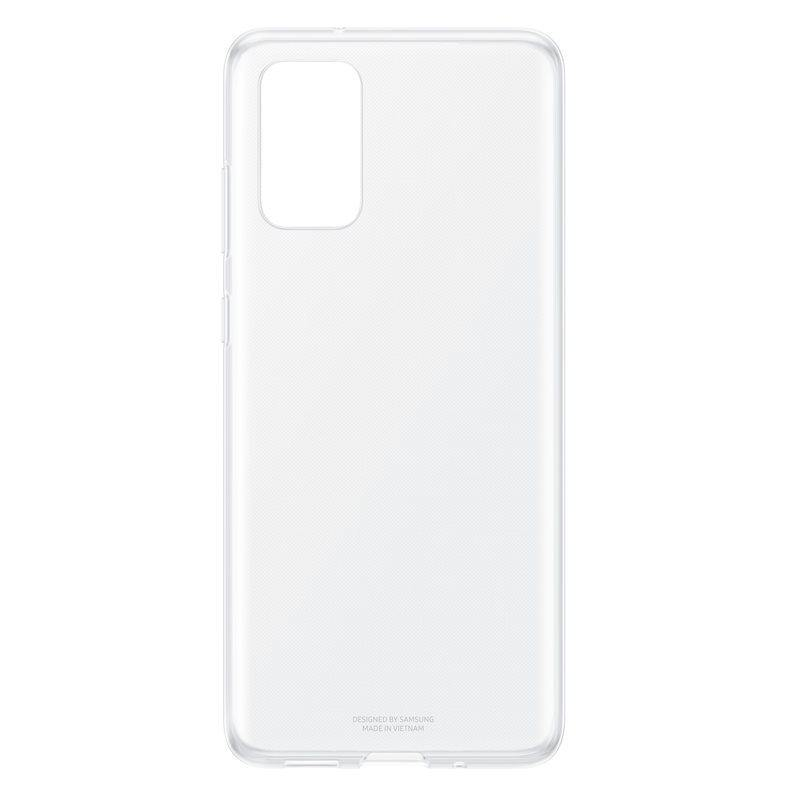 Official Samsung Galaxy S20 Plus Clear Cover Case Transparent - EF-QG985TTEGEU - Uk Mobile Store