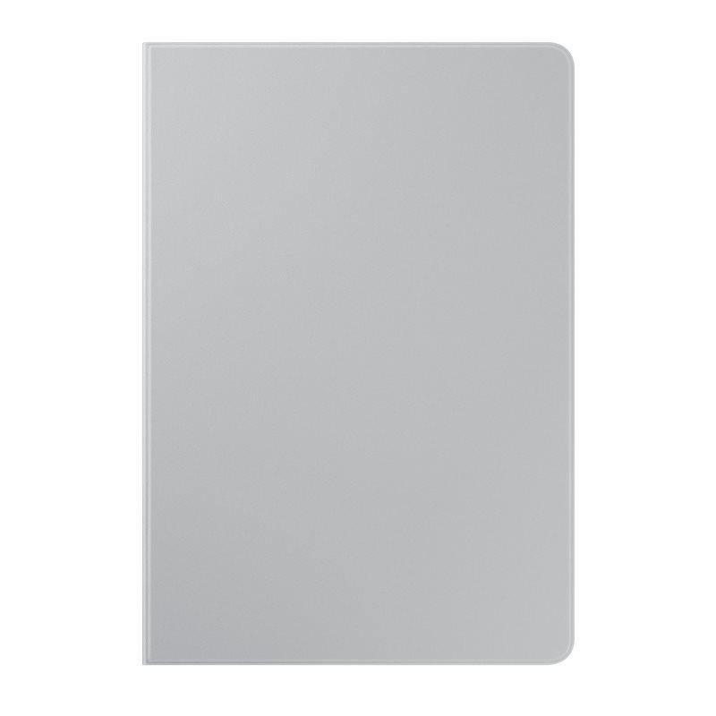 Official Samsung Galaxy Tab S7 Book Cover Case Light Grey - Uk Mobile Store