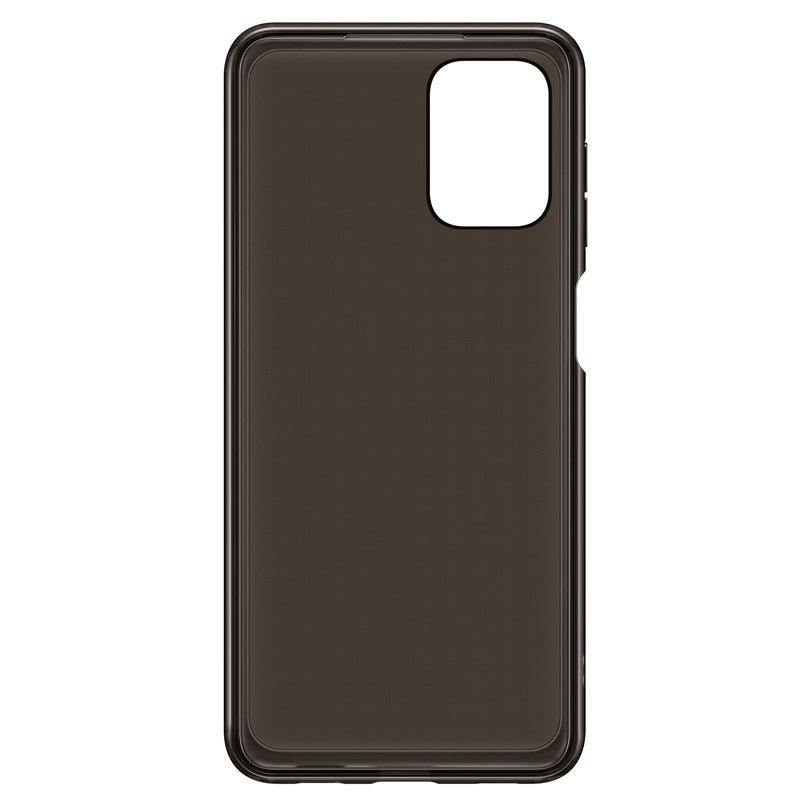 Official Samsung Galaxy A12 Slim Case Black - Uk Mobile Store