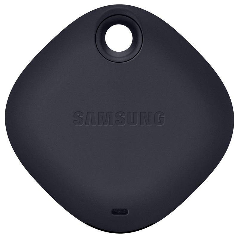 Official Samsung Galaxy SmartTag Bluetooth Compatible Tracker Black - Uk Mobile Store