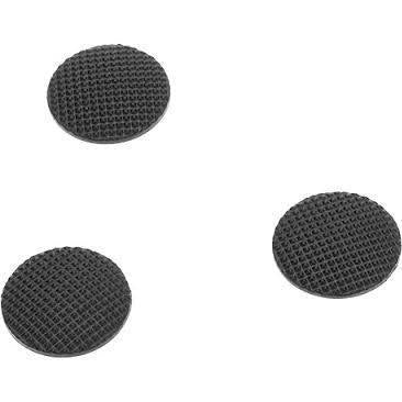 3 X Black Analog Joystick Joystick Cap Cover Button For Sony PSP 1000