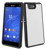 Sony Xperia Z3 Compact Gel Shell Plus Cover Case - White - Uk Mobile Store