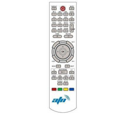 ATN Arabic Network TV IPTV Box Remote Control RCU
