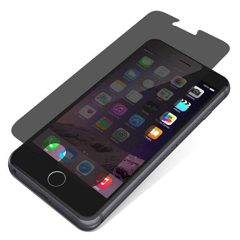 Zagg Apple iPhone 6 / 6S Glass Priv Screen Protector