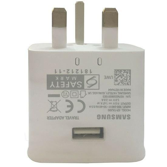 samsung s8 charger voltage