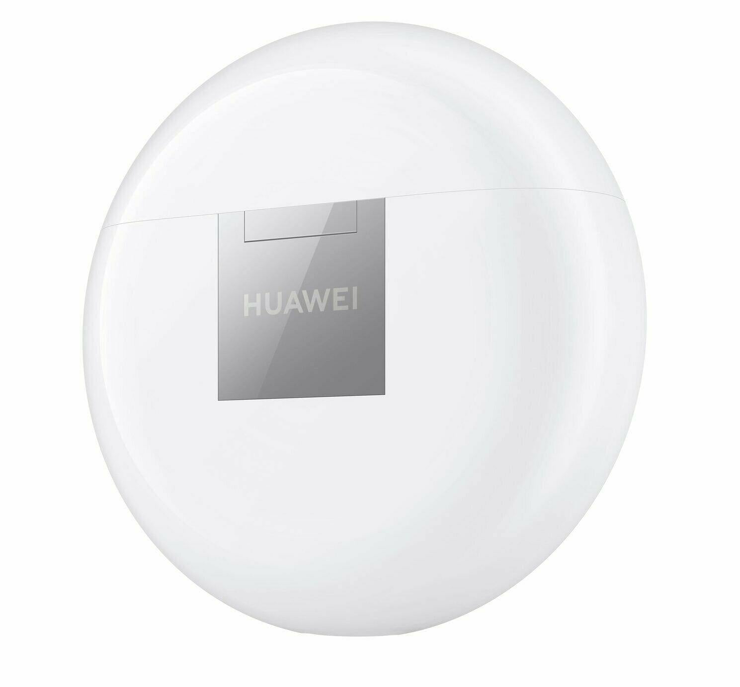 Official Huawei FreeBuds 3 Wireless Bluetooth Earphone with Intelligent Noise Cancellation White 55031990