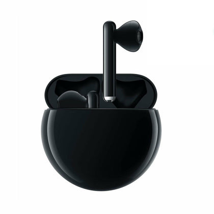 Official Huawei FreeBuds 3 Wireless Bluetooth Earphone with Intelligent Noise Cancellation Black 55031991