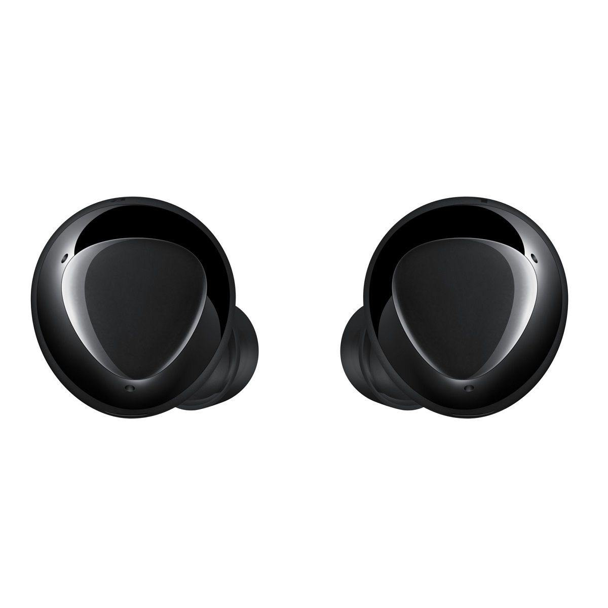 Official Samsung Galaxy Buds Plus Bluetooth Wireless Earphones with Charging Case Black