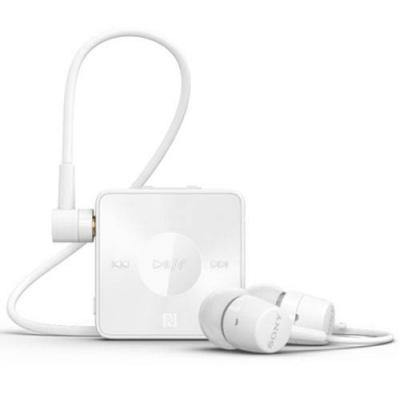 Sony SBH20 Stereo Bluetooth Headset White