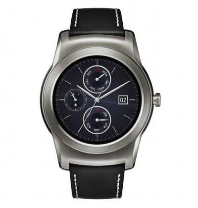 LG Watch Urbane for Android Smartphones - Silver - Uk Mobile Store