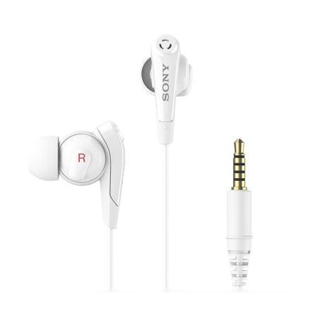 Sony MDR-NC31EM Digital Noise Cancelling Headset - White