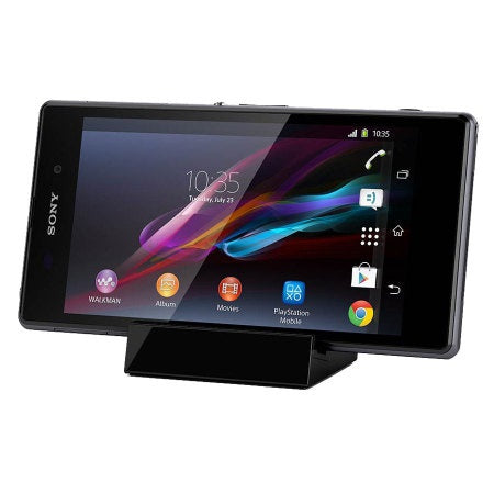 Sony Xperia Z1 DK31 Magnetic Charging Dock - Black