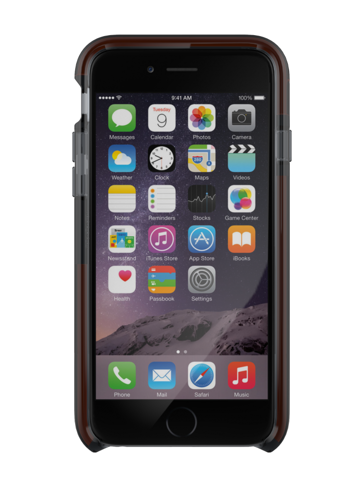 Tech21 iPhone 6 Classic Frame Smokey - T21-4257