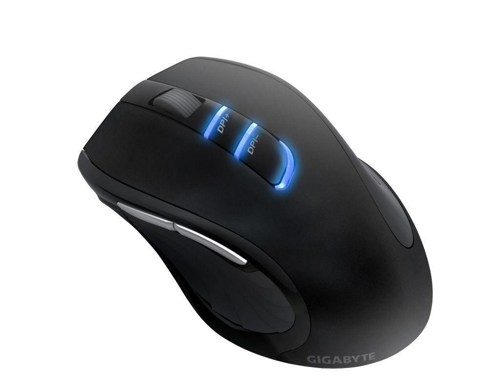 Gigabyte ECO600 Wireless USB Mouse