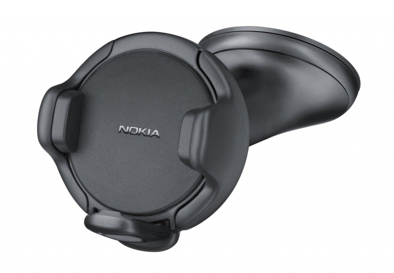 Nokia Universal CR-123 Mobile Phone Holder - Black