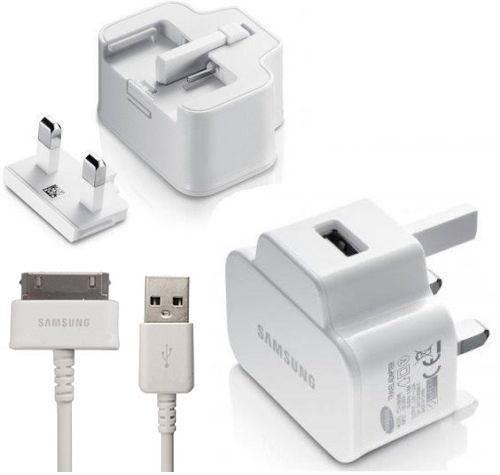 Genuine Samsung Galaxy Note 10.1 USB Mains Wall Charger