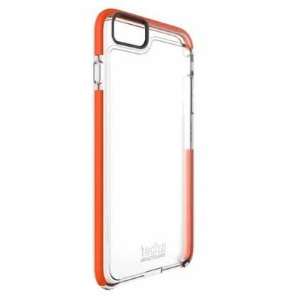 Tech21 iPhone 6 Plus Classic Frame Cover Case Clear - T21-4287 - Uk Mobile Store